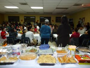 Thanksgiving Dinner including ALL families served by Caminar Latino