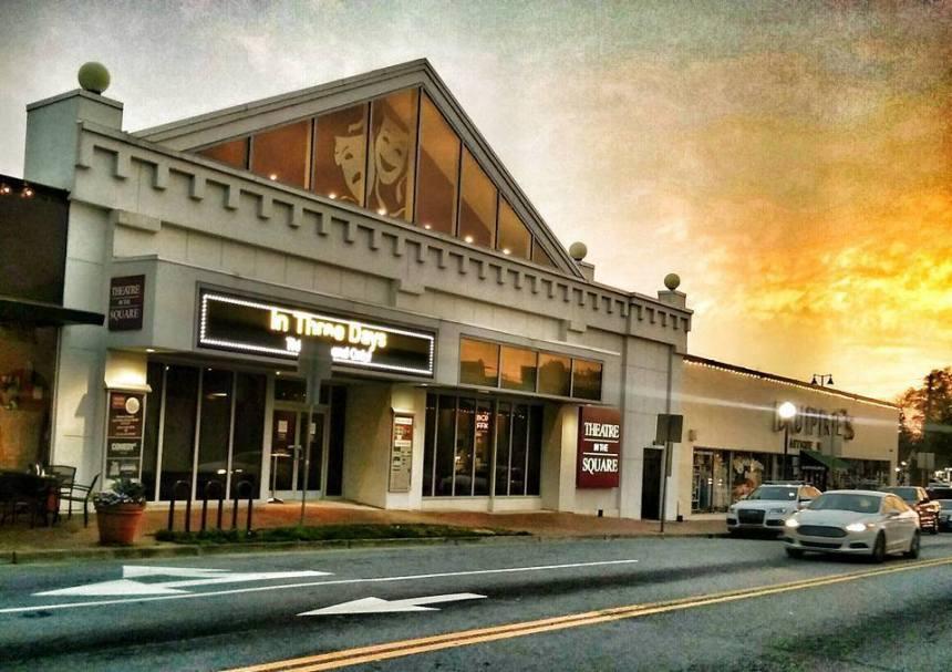 Marietta's New Theatre in the Square 1